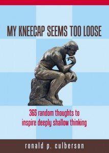 My Kneecap Seems Too Loose