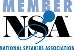 NSA Logo New Color Web2 150x101 Speaker, Author and Humorist