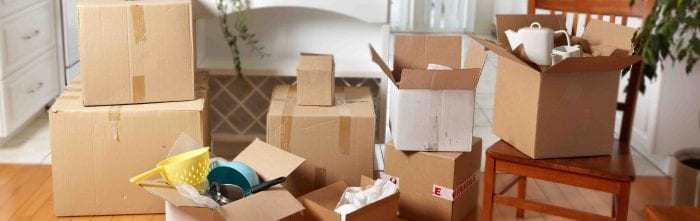 Moving Into a New Place