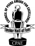 Image of CPAE Award